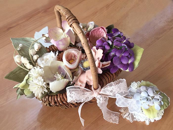 手芸教室 福岡県大野城市にある3月うさぎでは手芸教室を開いています