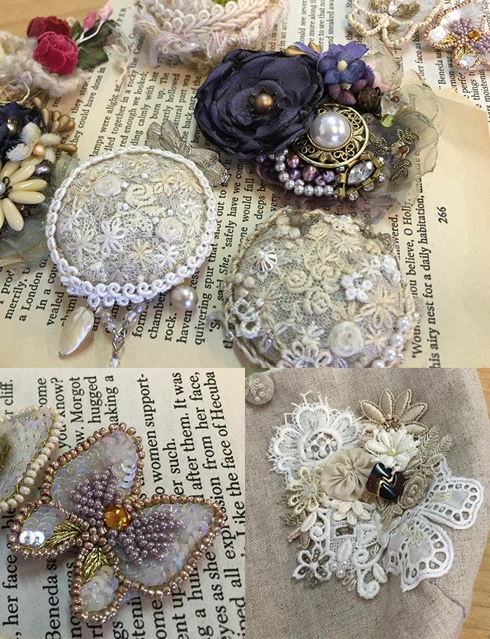 手芸・刺繍教室なら福岡県大野城市にある3月うさぎ
