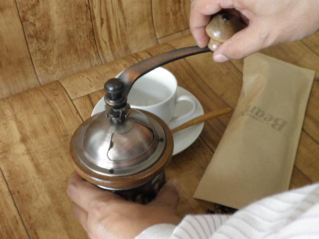コーヒーミルKH-5