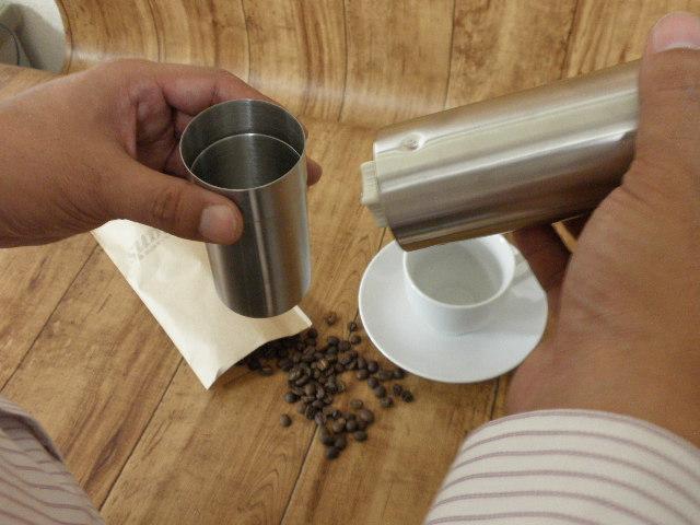 ポーレックスコーヒーミル